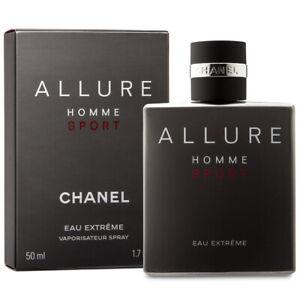 CHANEL Allure Homme Sport Eau Extreme Eau de Parfum 50ml/17 oz NIB AUTHENTIC