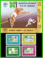 JORDAN 1994 LA USA OLYMPIC GAMES + S/S MNH SPORTS