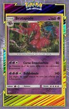 Brutapode Reverse - SL3:Ombres Ardentes - 58/147 - Carte Pokemon Neuve Française