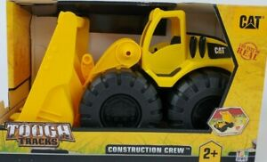 Caterpillar CAT Tough Tracks Rugged Machines Wheel Loader Toy