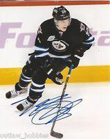 Winnipeg Jets Mark Scheifele  Signed Autographed 8x10 Photo COA A