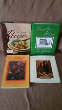 Beautiful Cook Books (A Collection of 4 Books)