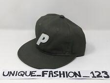 65062eb5b78 Palace Skateboards Ss16 Stadium 6 Panel Camp Cap P Hat Olive Green Flat Peak