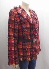 Karierte Damenjacken & -mäntel im Sonstige Jacken-Stil mit Wollmischung für Business