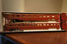 E&B Valley RR Co. Pullman 4-4-2 Sleeper Kit Pennsylvania