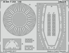 Eduard 1/48 LOCKHEED F-35A Lightning II # 49864