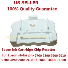 Epson Ink Cartridge Chip Resetter 7890 9890 7900 7910 9900 9910 7700 9700 10000