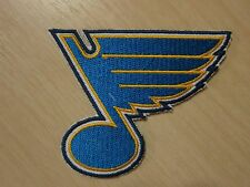 NHL St Louis Blues Logo embroidered Iron on Patch High Quality Shirt Bag Cap