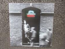 """JOHN LENNON """"ROCK 'N' ROLL"""" 1975 APPLE FRENCH IMPORT VG+/NM OOP LP"""