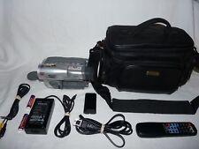 Canon ES50 ES50A 8mm Video8 Camcorder Camera VCR Player Video Transfer