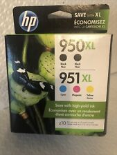 HP 950xl and  951xl  ( 5 cartridge pack) NEW/UNOPENED