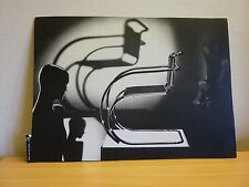 Cantilever Chair 1927 * Mies van der Rohe *  repro photo 25 x 34  catalogue