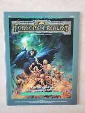 1988  Dungeons & Dragons FR4 Forgotten Realms THE MAGISTER  *TR55