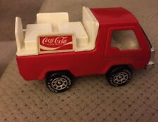 Vintage 1982 Buddy L Coca Cola Delivery Truck-MACAU-Bottles Not Included