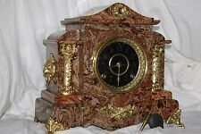 SETH THOMAS Mantel Antique Clock c/1893 L-December-No 785 CLOCK AFTER RENOVATION