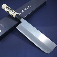 Japanese Nakiri Knife TOJIRO Grinding Finished White Shirogami Made in Japan