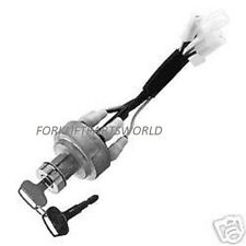 KOMATSU FORKLIFT IGNITION SWITCH PARTS 61  5 TERMINAL