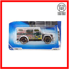 Armored Truck HW City Works 04/10 110/166 Collectible Diecast Hot Wheels Mattel
