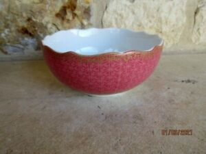 Robert Stanley Home for Christmas Soup/Cereal Bowl Pink Nutcrackers