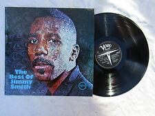 JIMMY SMITH LP THE BEST OF verve 2304 033 EX++...... 33rpm / jazz