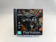 QUAKE II 2 SONY PLAYSTATION 1 2 3 ONE PS1 PS2 PS3 PSX PAL ITA ITALIANO COMPLETO