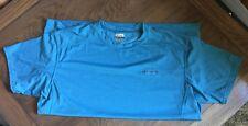 Columbia Field Gear Omni-Dry Shirt Größe XXL Farbe: grün/teal