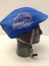 Boise State Broncos Helmet Cover Bicycle Snow Skate Moto Helmet Skin Hat Co