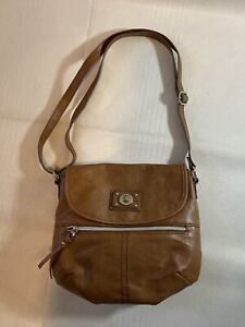 Relic By Fossil Prescott Faux Leather Crossbody NWT