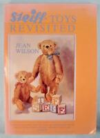 Steiff Toys Revisited Book Price Guide 1989 Jean Wilson Stuffed Animals Bears O