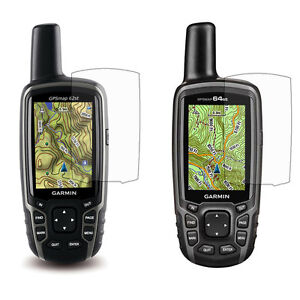 3* Clear LCD Screen Protector Cover Skin Film for Garmin Astro GPS 320 220