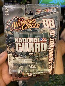 NASCAR Winners Circle 1:64 Scale Dale Earnhardt Jr. #88 National Guard Camo
