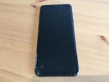 Samsung Galaxy S9+ SM-G965F - 128GB-Midnight NERO (EE) (SINGLE SIM)