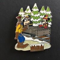 WDW Countdown to Expedition Everest Day 6 Goofy Mickey LE 1000 Disney Pin 46044