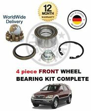 FOR KIA SORENTO 2.5DT CRDi 3.3i 2006-6/2010 FRONT WHEEL BEARING KIT *OE QUALITY*