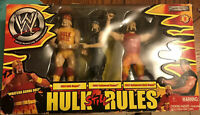 WWE Jakks Pacific Hulk Hogan Still Rules 3 Pack Exclusive Action Figures.