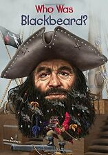 Who Was?: Who Was Blackbeard? by James Buckley (2015,paperback) New w/rm*