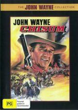Chisum DVD John Wayne New Sealed Australian Release