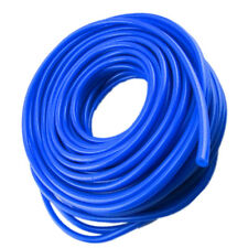 4mm Silicone Vacuum Tube Hose Silicon Tubing 16.4ft 5M 5 Meters Blue Universal.