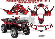 AMR Racing DECORO GRAPHIC KIT ATV POLARIS SPORTSMAN modelli Nuke B