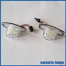 LED SMD SET Honda Kennzeichenbeleuchtung Kennzeichen Leuchte - TÜV FREI - NEU