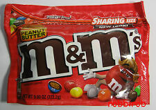 (1kg = 29,35 €) M&M´s PEANUT BUTTER im sharing size bag +++ 272,2 gr  +++