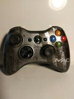 OEM Xbox 360 Modern Warfare 3 Wireless Controller MW3 TESTED NO BATTERY OR PACK