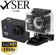 "2"" 4K Ultra HD Wifi 1080 Dual Screen 30M Waterproof Sport Action Camera+Remote"