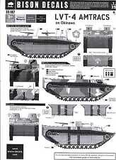 Bison Decals 1/35 LVT-4 AMTRACS ON OKINAWA