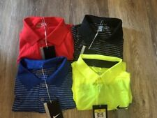 LOT OF 4~NWT Nike Golf Men's Dri-FIT Victory Polo 585748 Small Golf 509167