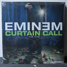 EMINEM 'Curtain Call - The Hits' Gatefold Vinyl 2LP NEW/SEALED