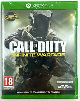 Call of Duty Infinite Warfare - Jeu Xbox One - Neuf sous blister - FR