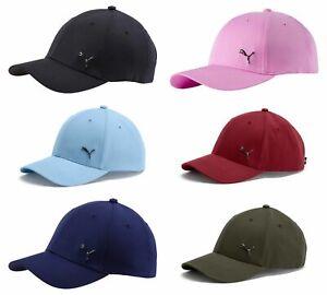 Puma Unisex Metal Cat Base Cap/Hat Baseball Cap 021269