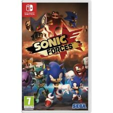 Sonic Forces Nintendo Switch Game Ro 100113