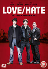 DVD:LOVE HATE SERIES 1 & 2 - NEW Region 2 UK